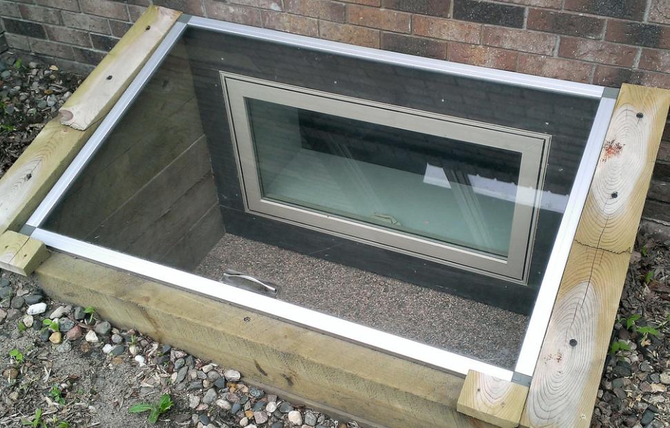 foundation window